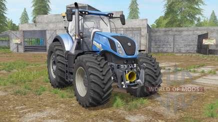 New Holland T7.290&T7.315 HeavyDuty для Farming Simulator 2017