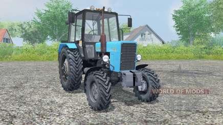 МТЗ-82.1 Беларус MoreRealistic для Farming Simulator 2013
