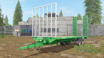 Joskin Wago-Loadeɽ для Farming Simulator 2017