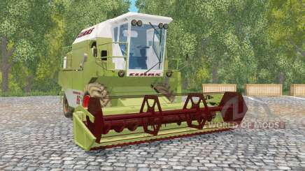 Claas Dominator 86 olive greeꞑ для Farming Simulator 2015