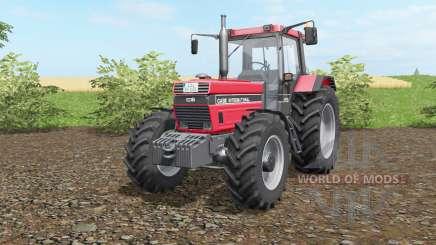 Case IH 1455 XL neon fuchsia для Farming Simulator 2017