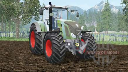 Fendt 828 Vario asparagus для Farming Simulator 2015