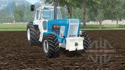 Fortschritt ZT 403 rich electric blue для Farming Simulator 2015
