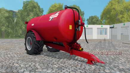 Redrock 2250 crayola red для Farming Simulator 2015