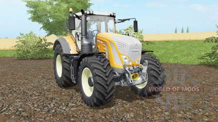 Fendt 930-939 Vario more colors для Farming Simulator 2017