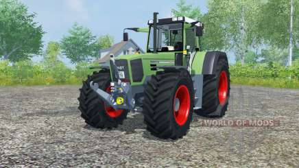 Fendt Favorit 824 Turboshiᶂƭ для Farming Simulator 2013