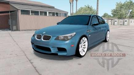 BMW M5 (E60) для American Truck Simulator