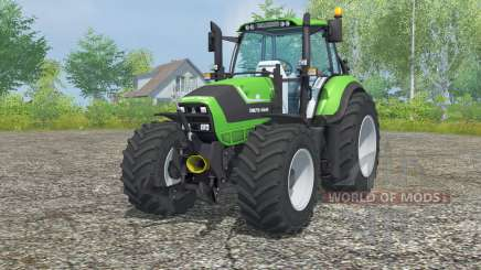 Deutz-Fahr Agrotron TTV 6190 для Farming Simulator 2013