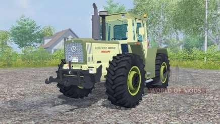 Mercedes-Benz Trac 1800 intercooler MR для Farming Simulator 2013