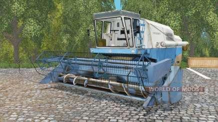Fortschritt E 512 ball blue для Farming Simulator 2015