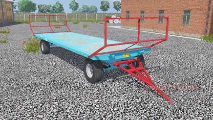Lambert RBR 8 turquoise для Farming Simulator 2013