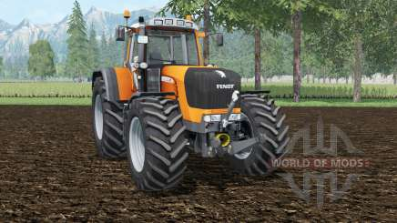 Fendt 930 Variꝍ TMS для Farming Simulator 2015
