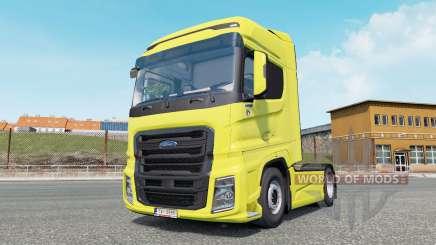 Ford F-Max confetti для Euro Truck Simulator 2