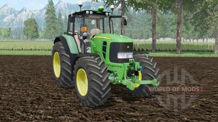 John Deere 6930 Premium front loadᶒᶉ для Farming Simulator 2015