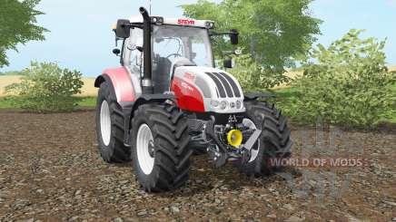 Steyr 4110&4130 Profi для Farming Simulator 2017
