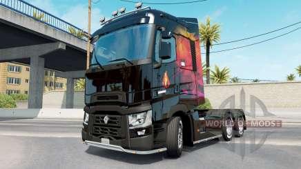 Renault T-series для American Truck Simulator