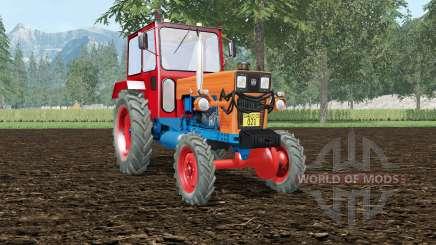 Universal 651 crayola orange для Farming Simulator 2015