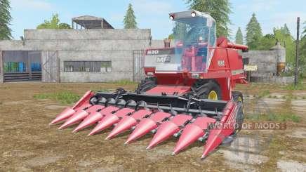 Massey Ferguson 530&620 для Farming Simulator 2017