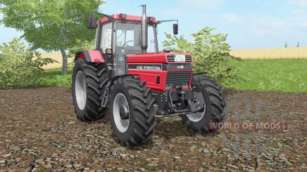 Case IH 1455 XL front hydraulic для Farming Simulator 2017