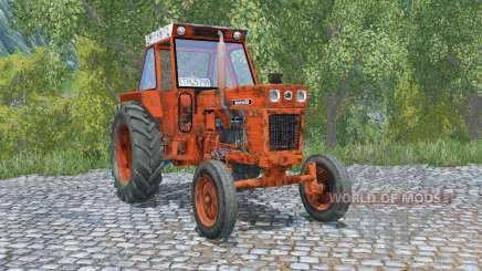 Universal 650 rusty для Farming Simulator 2015