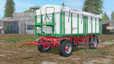 Kroger Agroliner HKD 302 athens gray для Farming Simulator 2017