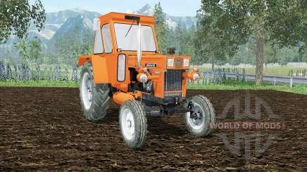 Universal 650 dynamic exhausting system для Farming Simulator 2015