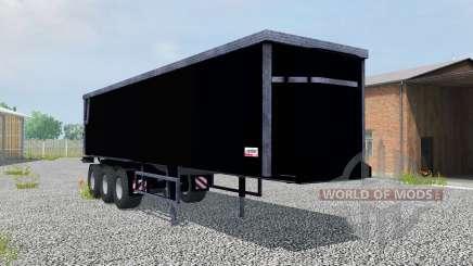 Kroger Agroliner SRB3-35 black для Farming Simulator 2013
