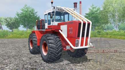 Raba-Steiger 250 carmine pink для Farming Simulator 2013