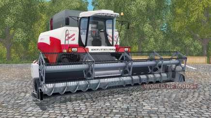 Acros 530 ярко-красный для Farming Simulator 2015