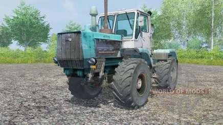 Т-150К бирюзовый окрас для Farming Simulator 2013