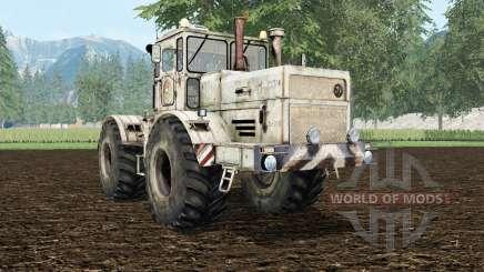 Кировец К-701 ржавый для Farming Simulator 2015
