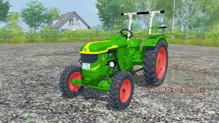 Deutz D 40S islamic green для Farming Simulator 2013