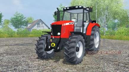 Massey Ferguson 5475 red для Farming Simulator 2013