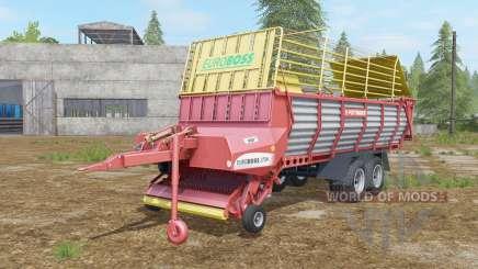 Pottinger EuroBoss 370 H для Farming Simulator 2017