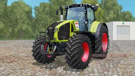 Claas Axion 950 rio grande для Farming Simulator 2015