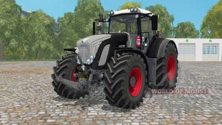 Fendt 936 Vario Black Beauty washable для Farming Simulator 2015