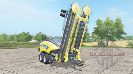 New Holland BigBaler 1290 Nadal R90 telescopic для Farming Simulator 2017