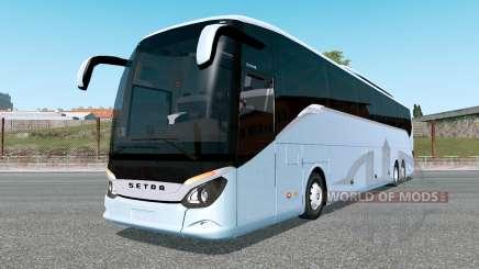 Setra S 519 HD 2014 для Euro Truck Simulator 2