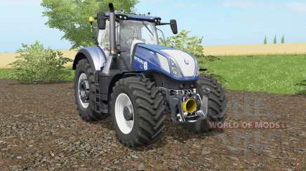 New Holland T7.290&T7.315 Heavy Dutỿ для Farming Simulator 2017