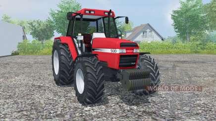 Case International 5130 Maxxum coral red для Farming Simulator 2013