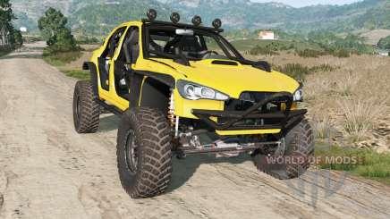 Hirochi Sunburst Rock Crawler v0.1 для BeamNG Drive