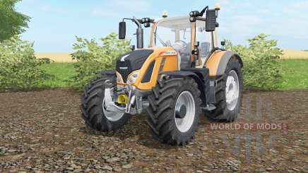 Fendt 716-724 Vario some improvement для Farming Simulator 2017
