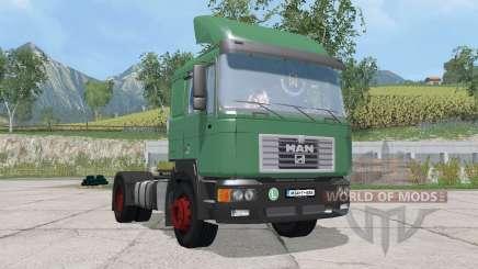MAN F2000 для Farming Simulator 2015