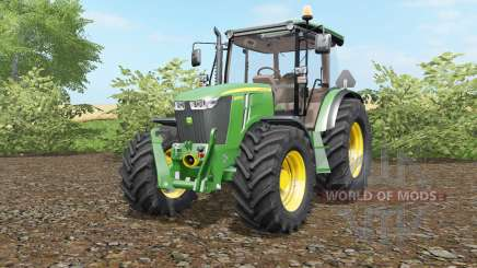 John Deere 5085M FL console для Farming Simulator 2017