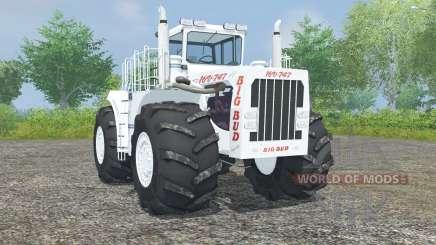 Big Bud 16V-747 white для Farming Simulator 2013