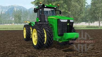 John Deere 9410R для Farming Simulator 2015