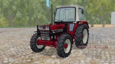 International 644 A FL console для Farming Simulator 2015