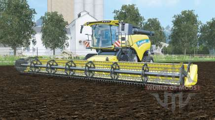 New Holland CR10.90 dandelioꞑ для Farming Simulator 2015