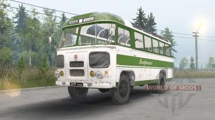 ПАЗ-3201 v1.1 для Spin Tires