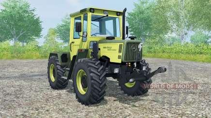 Mercedes-Benz Trac 900 Turbo FL console для Farming Simulator 2013